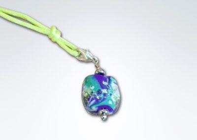 perle-linse-blau-gruen